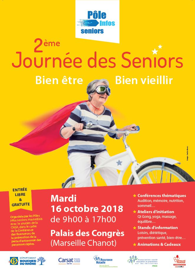 affiche journee seniors 2018